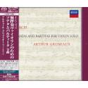 BACH: 6 Sonate e Partite per violino solo