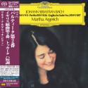 BACH: Toccata BWV911 - Partita BWV826 - Suite ingles N.2 BWV807