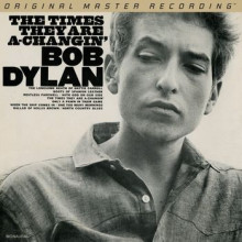 BOB DYLAN : The Times They are A-Changin' (mono)