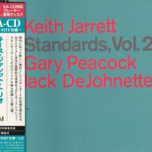 KEITH JARRETT: Standards Vol.2