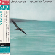 CHICK COREA: Return to Forever