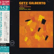 STAN GETZ & JOAO GILBERTO: Getz/Gilberto