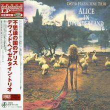 DAVID HAZELTINE TRIO: Alice in the Wonderland