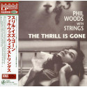 PHIL WOODS: The Thrill is gone