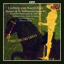 BEETHOVEN: Egmont - op.84 - Wellington Sieg op. 91