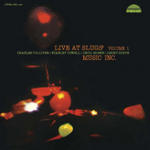 CHARLES TOLLIVER: Live At Slugs' Vol. 1