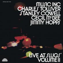 CHARLES TOLLIVER: Live At Slugs' Vol. 2
