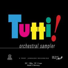 TUTTI ! Orchestral Sampler