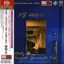 TSUYOSHI YAMAMOTO TRIO: Misty - Live At Jazz Is 2nd Set