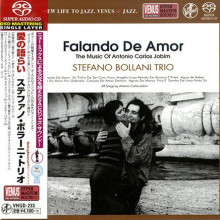 STEFANO BOLLANI: Falando de Amor - La musica di Jobim