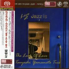 TSUYOSHI YAMAMOTO TRIO: The Look Of Love - Live At Jazz Is 1st Set