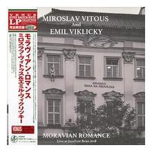 MIROSLAV VITIOUS & EMIL VIKLICKY: Moravian Romance: Live At JazzFest Brno 2018