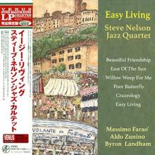 STEVE NELSON JAZZ QUARTET: Easy Living