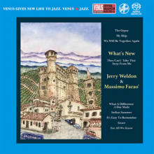 JERRY WELDON & MASSIMO FARAO: What's New