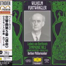 BEETHOVEN: Sinfonia N.5 - Furtwangler