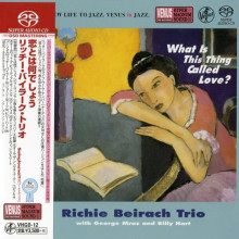 RICHIE BEIRACH TRIO: What is this thing called love ?