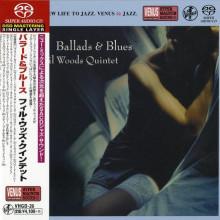 PHIL WOODS QUINTET: Ballads & Blues
