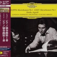 CHOPIN - LISZT: Concerti per piano
