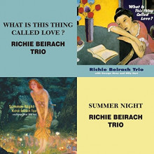 RICHIE BEIRACH TRIO: What is this thing called LOve & Summer Night