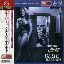 ARCHIE SHEPP QUARTET: Blue Ballads