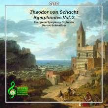 SCHACHT: Integrale delle sinfonie - volume 2
