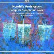 ANDRIESSEN: Integrale delle opere orchestrali